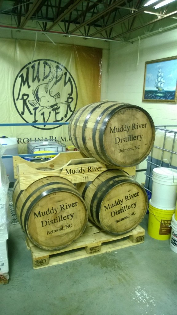 Muddy River Barrels!