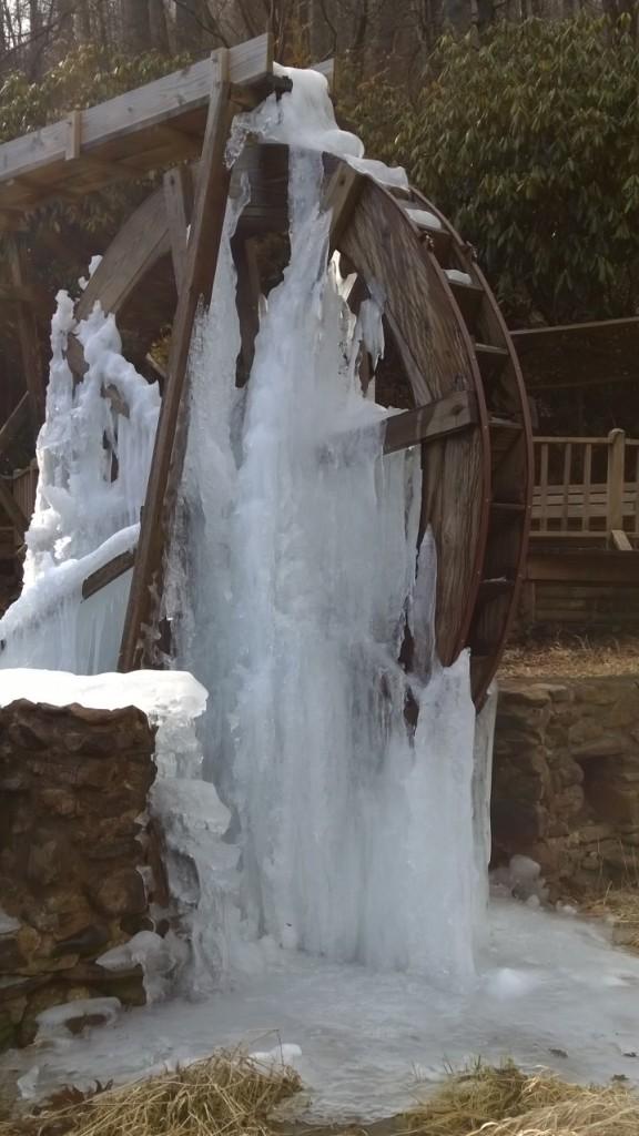 Holy Ice Wheel Batman!